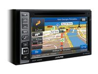 Alpine INE-W990HDMI - Advanced Navi Station mit 6,1-Zoll Display