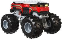 """Hot Wheels Monster Trucks 1:24 Die-Cast """"5 Alarm"""", Spielzeugauto"""