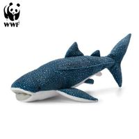 WWF Plüschtier Walhai (40cm) lebensecht Kuscheltier Stofftier