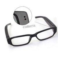 Sport-Kamera versteckte Digital-Brillen Spy Brille Cam DV DVR Video Camcorder HD 1080P (Schwarz)