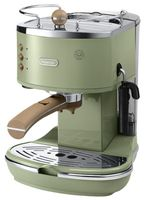 DeLonghi Icona ECOV 311.GR GrÃ1/4n Siebträger Espressomaschine