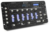 STM-3007 6-Kanal DJ-Mischpult Bluetooth USB SD MP3