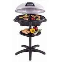 CLOER 6789 Barbecue-Grill, Farbe:Schwarz