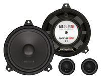 MB QUART QM-165 E46 BMW 2-Wege Komponenten-System 16,5 cm Lautsprecher 165 mm