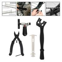 4-in-1 Bike Kette Reparatur Kits Link Zange, Kette Breaker Splitter Cutter, Checker Che, kette Fehlende Link Opener Näher Zange Remover Installer Tool