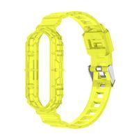 Silikon Sportarmband für Xiaomi Mi Watch Lite / Redmi Watch, 24cm – Gelb