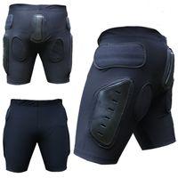 Protektorenhose Ski Snowboard Protektorenshorts Motocross Short Hose