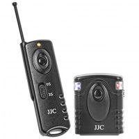 JJC Funk Fernauslöser kompatibel mit Nikon D90, D3100, D3200, D3300, D5100, D5200, D5300, D7000, D7100 - JJC JM-M