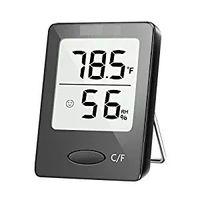 Innen Hygrometer Thermometer Feuchtigkeitsmesser Monitor Für Home Room Office Etc. WZF200714111BK
