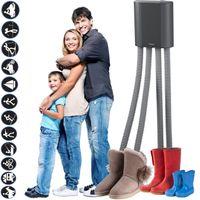 Melissa 16540011 Schuhtrockner für 2 Paare Schuhe - Auch für Stiefel und Handschuhe sehr geeignet