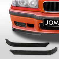 Spoilerlippe für Stoßstange BMW 3er E36 Limousine Touring GT-Look Spoiler ABS