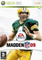 Electronic Arts Madden NFL 09, Xbox 360, Xbox 360