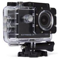 VIZU Action-Kamera X6S 4K Wi-Fi 64 GB