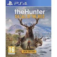 THQ Nordic theHunter: Call of the Wild, PS4, PlayStation 4, T (Jugendliche)