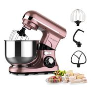 Melange Chef Küchenmaschine MK 18C Rose Smoke gold, rosa, pink