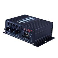Mini Audio Verstärker Amp Lautsprecher System Wireless 12V Surround Sound,Bluetooth Konnektivität