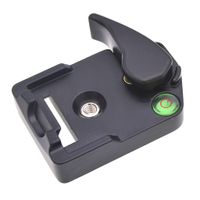 323 Kamera Schnellwechselplatte Mit Adapter 200PL 14 Kompatibel Mit Manfrotto Stativ Einbeinstativ