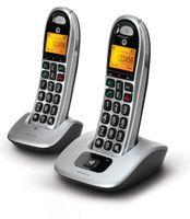 Motorola CD302 Schnurlostelefon, Rufnummernanzeige, Freisprechfunktion, DECT
