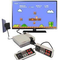 Retro Mini TV Handgehalten Videospiel Konsole AV 8Bit Retro Gaming Player Einbau 620 Spiele Geschenke für Kinder
