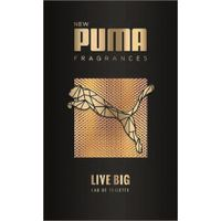 Puma Live Big Eau de Toilette 50 ml