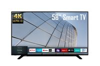 Toshiba 58UL2163DAY 58 Zoll Fernseher/Smart TV (4K Ultra HD, HDR Dolby Vision, Bluetooth, Triple-Tuner) - 6 Monate HD+ inklusive