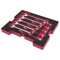 STANLEY FatMax TSTAK Einlage FMHT0-74298 Ringmaulschlüssel-Set - 10 bis 19 mm