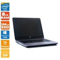 HP ProBook 640 G1 Notebook Intel i5- 4.Gen 8GB RAM 256GB SSD