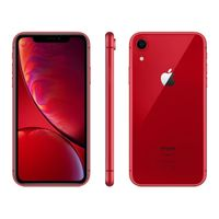 Apple iPhone XR             64GB (PRODUCT)RED           MH6P3ZD/A