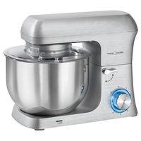 ProfiCook PC-KM 1188 Knetmaschine Küchenmaschine inkl Aufsätze 1500 Watt 6 Liter