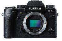 Fujifilm X-T1  Fujinon 18-55 / 2.8-4.0 XF R LM OIS 16,3 Megapixel Full HD Systemkamera-Kit mit Objektiv, 23,6 x 15,6 mm CMOS-Sensor, 7,62 cm (3 Zoll) Display, WLAN, HDMI, Gesichtserkennung, wasserabweisendes Gehäuse