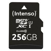 Intenso 256 GB microSDXC UHS-I Premium inkl. SD-Adapter