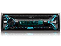 Audiocore AC9710 B MP3/WMA/USB/RDS/SD ISO Panel Bluetooth Multicolor