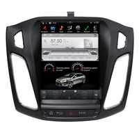 "10.4"" Touchscreen Android Autoradio GPS Navigation USB CarPlay für Ford Focus"