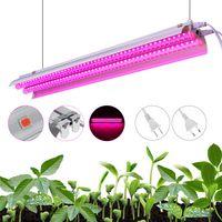 200W T5 LED Grow Light Lampe Vollspektrum-Doppelschalter mit hoher Leistung