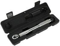 5-25Nm Drehmomentschlüssel Schlüssel Ratsche 1/4-Zoll-Antrieb  Handschlüssel Werkzeug verstellbar für Fahrrad-Motorrad