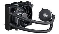 Cooler Master MasterLiquid 120 - Prozessor - 6 dB - 30 dB - 15 dB - 2 Lüfter - 650 RPM