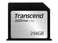 Transcend JetDrive Lite 130 - Flash-Speicherkarte - 256 GB