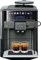 SIEMENS TE657509DE S700, Kaffeevollautomat, 1.7 Liter Wassertank, 19 bar, Schwarz