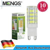 G9 LED 4W Warmweiß Mais Stiftsockel wie 30W Lampe Birne Milchig Leuchtmittel