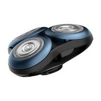 Philips SH 70/70 Schereinheit für Series 7000 GentlePrecision-Klingen, Farbe:Schwarz/Blau