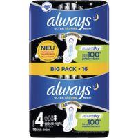 always Ultra Secure Night Big Pack16er