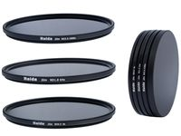 Haida Slim Graufilterset 8x, 64x, 1000x - 62 mm, inklusive Stack Cap