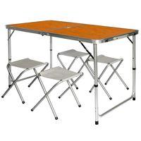 Seitenablage für Campingstuhl Gartenstuhl Stuhl Ablage Seitentisch Tablett