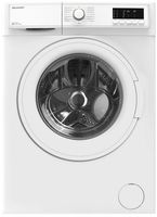 Sharp - ES-HFA6122WD-DE - Slim line - Waschmaschine - 6 Kg