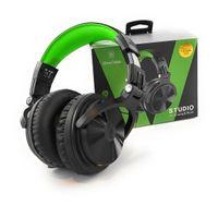 OneOdio Pro-G Wired Gaming Headset Over Ear Kopfhörer Kabel Boom Mikrofon Grün