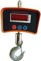 500KG/1100 LBS 0,5 Tonne industrielle LCD Digital hängen Kranwaage