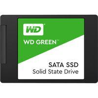 Western Digital WD Green 120 GB interne SSD (Solid State Drive) – SATA 6 Gbit/s 2,5 Zoll – WDS120G1G0A