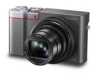 Panasonic Lumix DMC-TZ101, 20,1 MP, 5472 x 3648 Pixel, MOS, 10x, 4K Ultra HD, Silber
