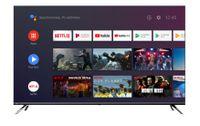 CHiQ 4K Ultra HD LED TV 163cm (65 Zoll) U65H7S, Triple Tuner, Android Smart TV, HDR10
