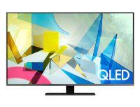 Samsung 4K Ultra HD QLED TV 163 cm (65 Zoll) GQ65Q80TGT, Sprachassistenten, Smart-TV, HDR10+
